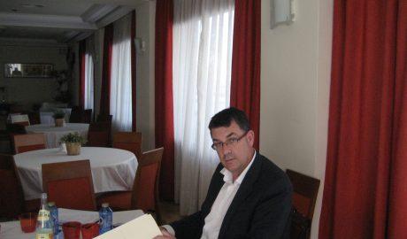 """Enric Morera: """"El PSOE siempre se entenderá con el PP. El presidente del Consell debe ser de Compromís"""""""
