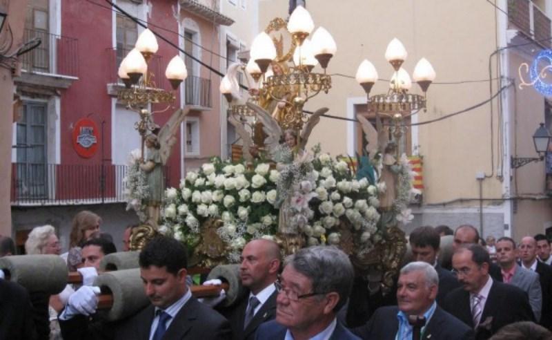 'La Geperudeta' visita a Santa Marta en su 475 aniversario