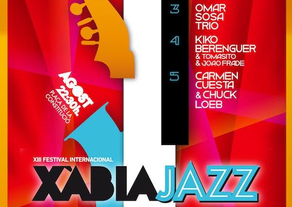 Xàbia presenta el cartel de su festival de jazz
