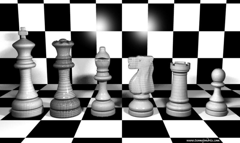 Un desafío al ajedrez de película