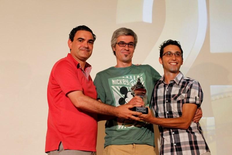 Los ganadores del certamen de cortos del Festival de Cine de L'Alfàs optarán a los premios Goya