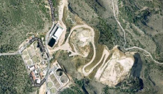 La regeneración de la cantera de Serra Gelada costaba menos que muchos proyectos del Plan E II