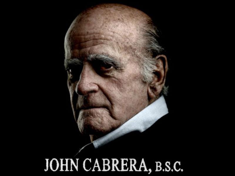 El cine desde el objetivo de John Cabrera