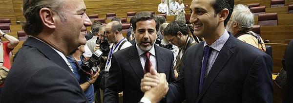 César Sánchez ha ocultado durante dos años que cobra más que Fabra y Rajoy