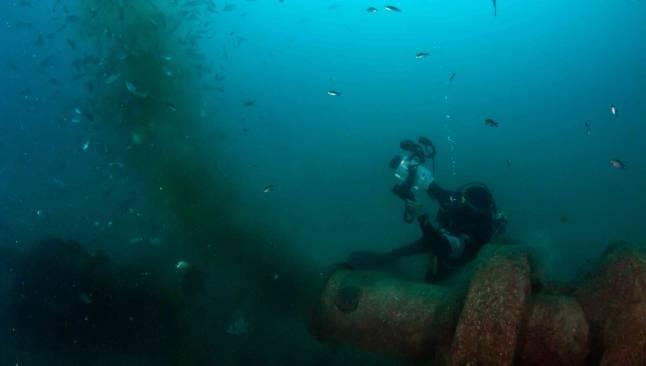 Alarma por los vertidos fecales en la reserva del Cap de Sant Antoni
