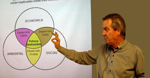 """Francisco Álvarez: """"La paradoja es que el FMI y el Banco Mundial nacieron para evitar las crisis y la pobreza"""""""