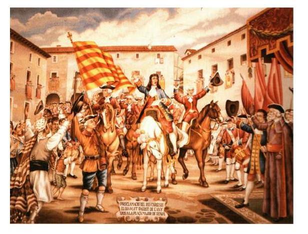 Un investigador encuentra en Nápoles el listado de los 800 austracistas que partieron del puerto de Dénia tras la guerra de Sucesión