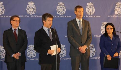 Las policías española, búlgara y Europol desarticulan una banda criminal internacional tras una operación iniciada en Dénia