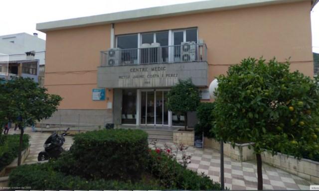 Les Corts aprueban ordenar a Marina Salud la construcción del centro de salud de Pedreguer
