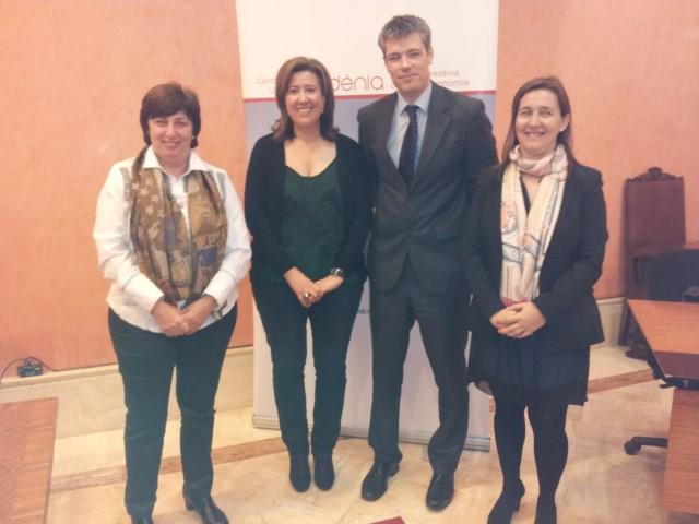 """Dénia presenta a la Unesco su candidatura a Ciudad de la Gastronomía con el convencimiento de que """"lo vamos a conseguir"""""""
