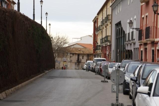 Dénia inicia hoy un proyecto para facilitar el paso de peatones en Fora Mur