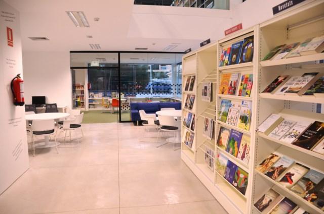La nueva biblioteca de Duanes acumula casi 2.500 usuarios en su primer trimestre de funcionamiento