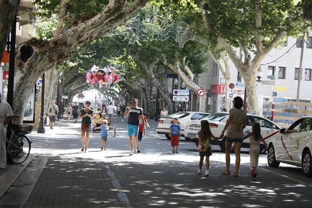 Los hosteleros de la calle Campo apoyan la peatonalización permanente de la calle