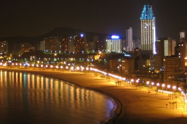 hotel benidorm nochevieja: