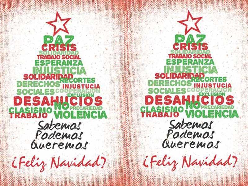 """""""No"""" les deseo Feliz Navidad"""