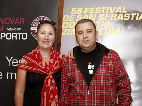 Els actors Ángel Burgos i Javier Cámara reten homenatge a les comèdies de Félix Sabroso i Dúnia Ayuso en el Mundial Cinema