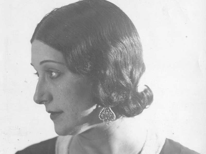 Personatges de Pego VI: Anita Giner Soler, actriu valenciana del cine mut