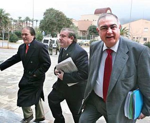 El juez mantiene imputado al exalcalde de Calp en el caso Brugal