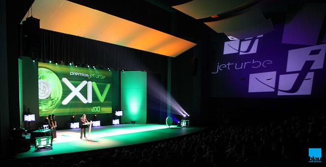 Jeturbe-Jovempa elegirá el mejor proyecto comunicativo en su XVI Gala de Premios a jóvenes empresarios