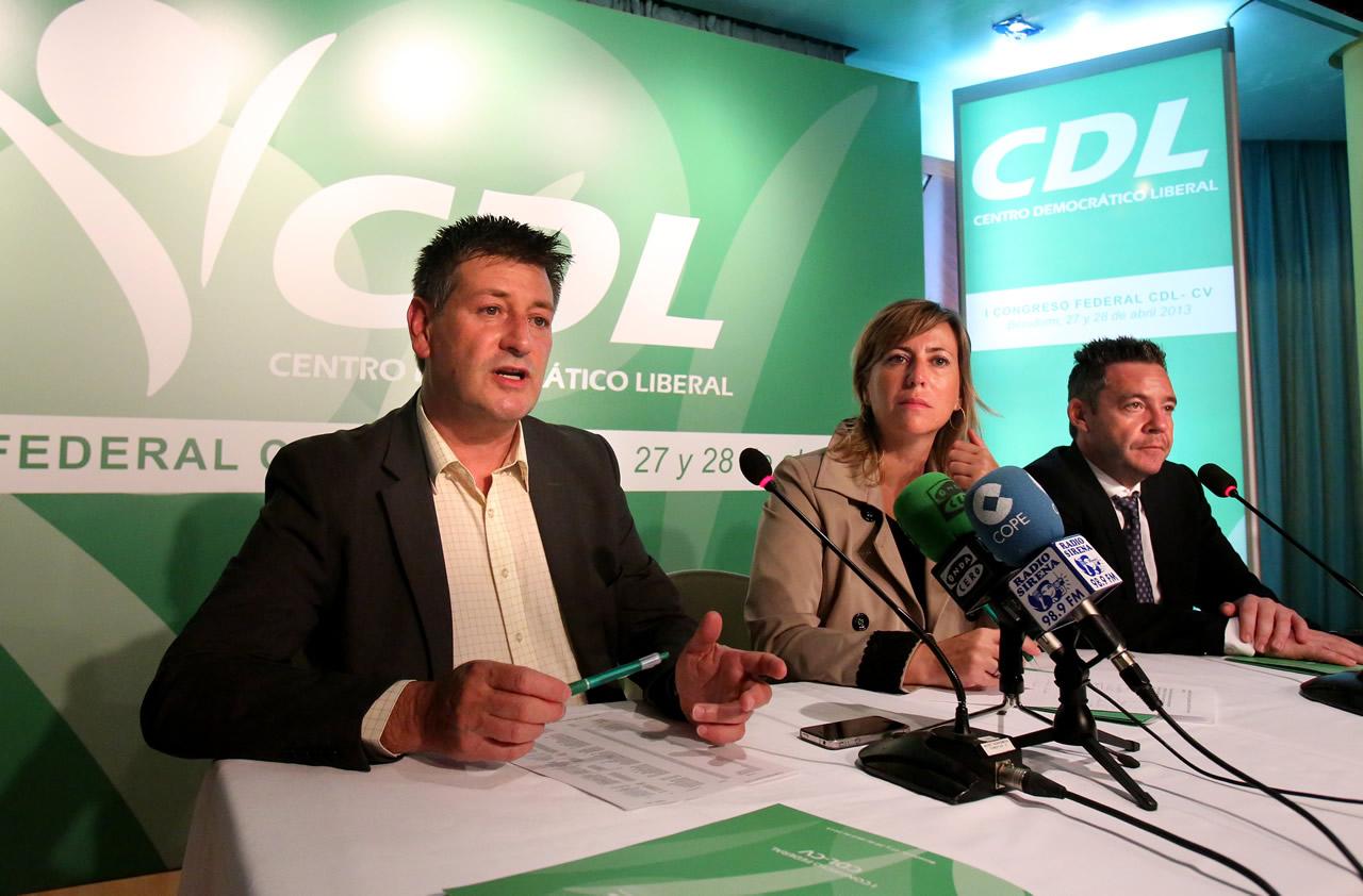 Gema Amor será compromisaria en el congreso que decidirá la integración del CDL en el partido de Ciudadanos