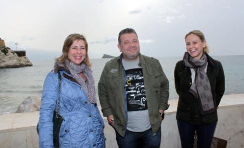Chicote y su 'Pesadilla en la cocina' aterrizan en Benidorm para intentar salvar una marisquería