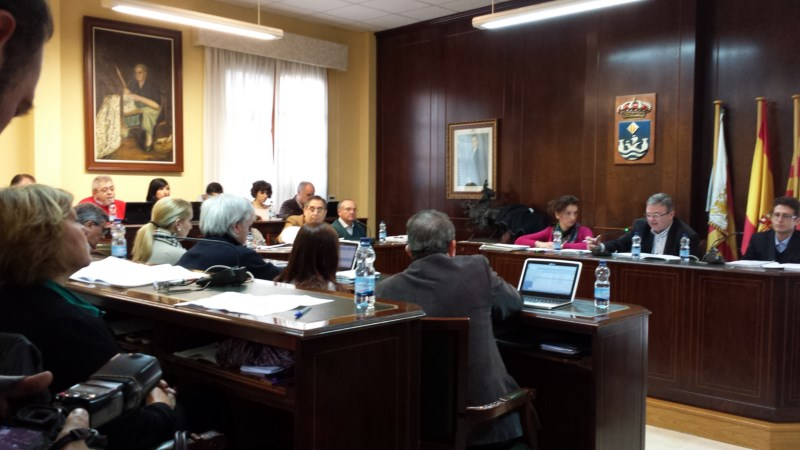La oposición se salva de la criba de asesores a la que obliga la nueva Ley de Ayuntamientos