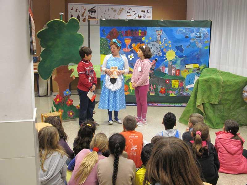 Música i poesia guien la 17ª Campanya de teatre infantil de la MACMA