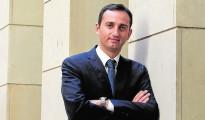 El presidente de la Diputación y alcalde de Calp, César Sánchez.