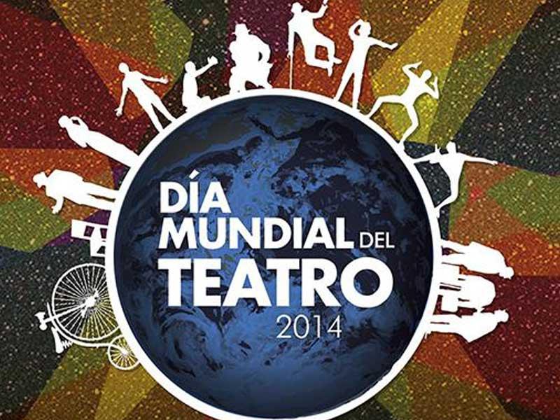 Dénia, Teulada y Pedreguer se visten de fiesta para conmemorar el Día Mundial de Teatro