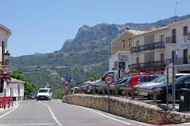 parking guadalest