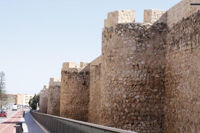 Ronda de Muralles, entre el olvido y la amenaza de degradación