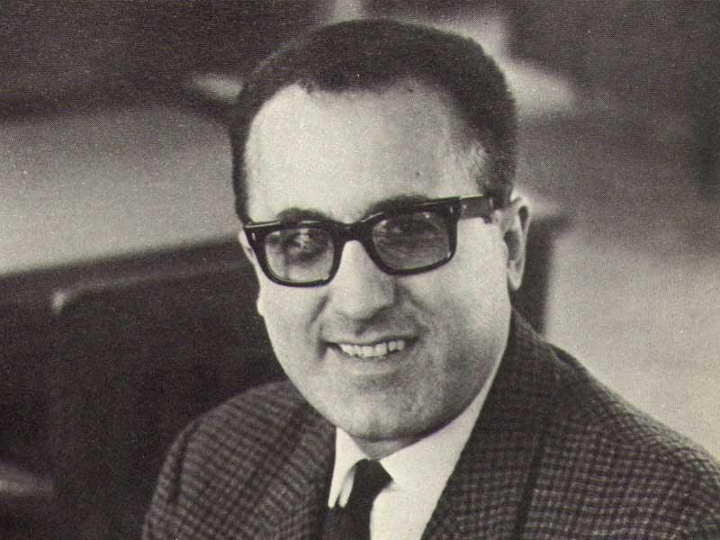Personatges de Pego XIV: Jose Vidal Bernabeu, un professor de literatura als EEUU