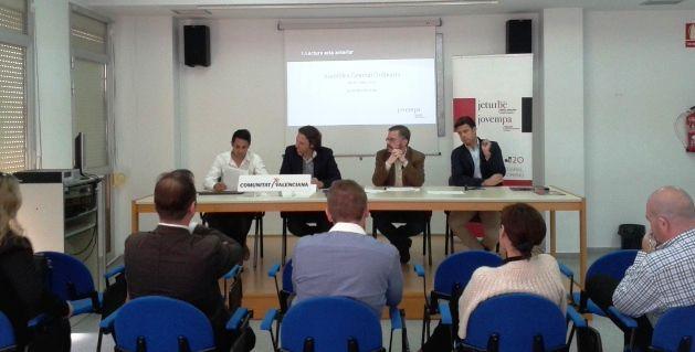 Los jóvenes empresarios de Jeturbe se integran en la provincial Jovempa y piden apoyo para abrir oficina en la comarca