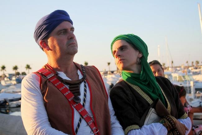 Comando Actualidad realizará un reportaje sobre la ruta «Un mar de cine y piratas» en Dénia