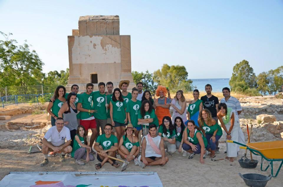 El campo de trabajo 'Villajoyosa Romana' será este año internacional