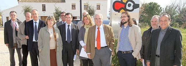 Cuando Cotino luchaba contra las torres petrolíferas en el Mediterráneo