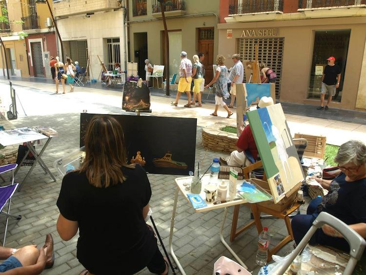 Cuando el arte toma las calles