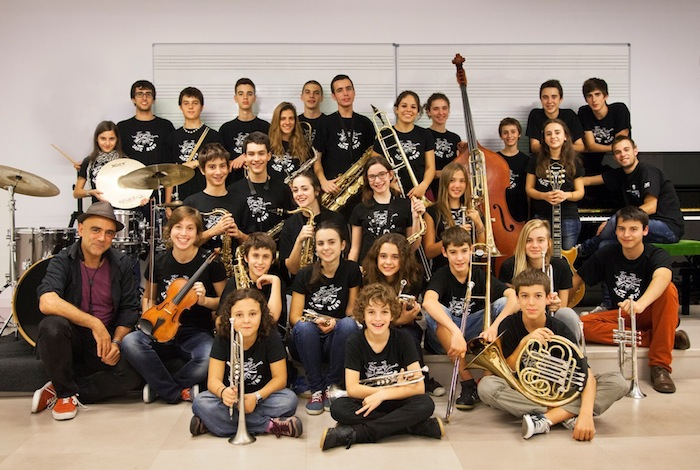 La big band más joven de Europa abre el telón del XàbiaJazz 2014