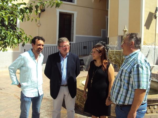 El investigador y festero Albert Alcaraz será el pregonero de los Moros y Cristianos de La Vila