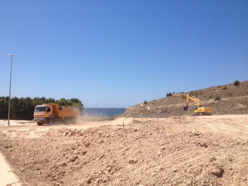 Comienzan las obras del primero de los cinco campings proyectados en La Vila
