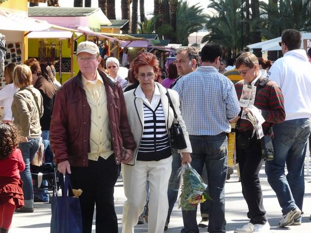 Casi 12.000 personas emigraron de la Marina Alta el año pasado