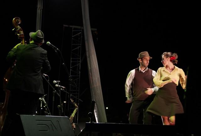 Bailes de swing acompañarán la inauguración del Xàbia Jazz