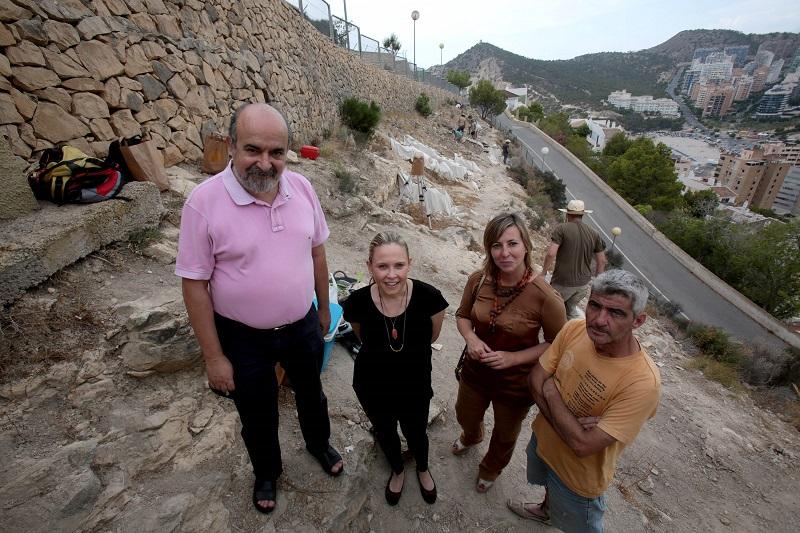 Segunda campaña arqueológica en El Tossal: indagando en el día a día del 'castellum'