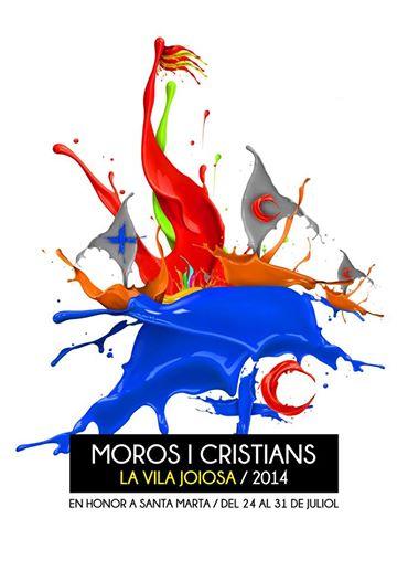Programa d'actes de les Festes de Moros i Cristians 2014
