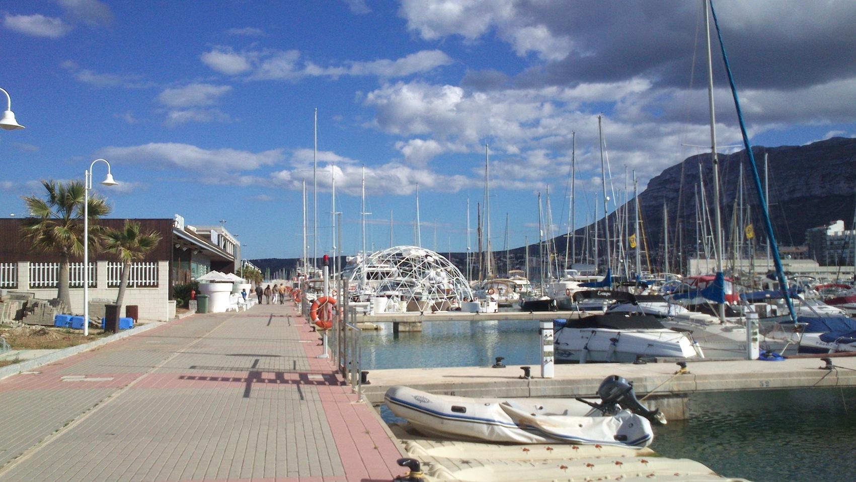 El Portet cifra en 23 millones su inversión en el puerto de Dénia para construir 4 pantalanes y un centro de ocio