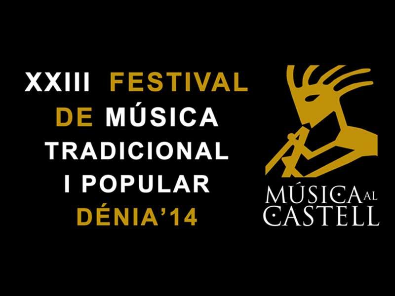 Programación de la XXIII de Música al Castell de Dénia