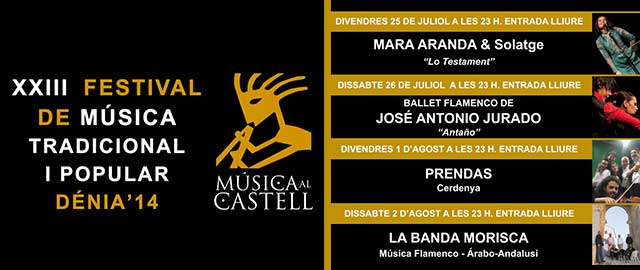 Música al Castell
