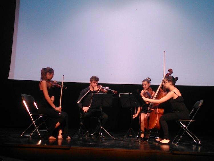 Arranque de la Setmana Internacional: Quarteto Dianium, de Dénia a todos los escenarios