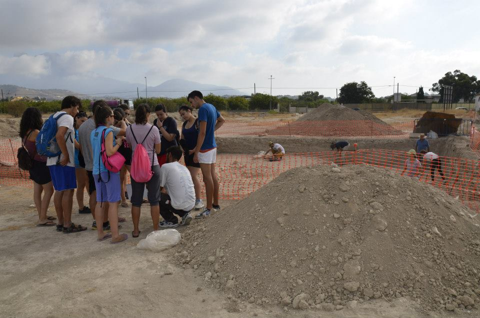 Una nueva villa romana suburbana en el extrarradio de Allon