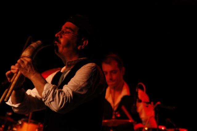 Fiesta sarda en Música al Castell